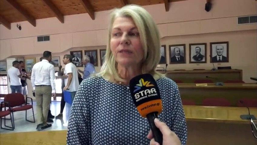 Σύσκεψη δημάρχου με τους εκπροσώπους της εστίασης στη Στυλίδα