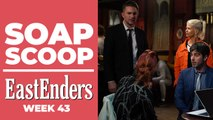 EastEnders Soap Scoop! Leo targets Callum