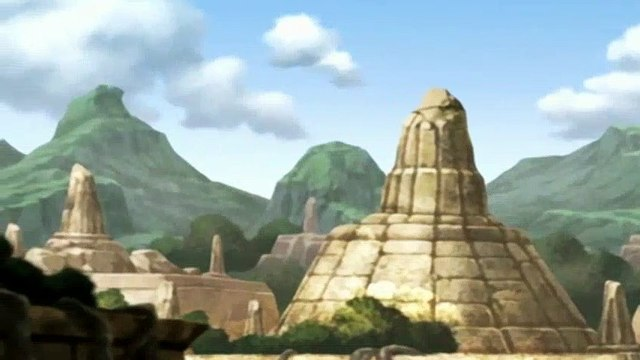Avatar: The Last Airbender S03E13 The Firebending Masters - The Last Airbender S03E13