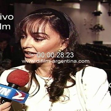 Susana Traverso habla de su programa que sale por Multicanal 1994