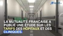 Ces départements français où les tarifs à l'hôpital sont plus chers