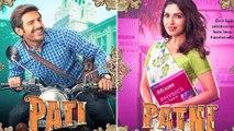 Kartik Aryan and Bhumi Pednekar's First Look of Movie Pati Patni Aur Woh Out