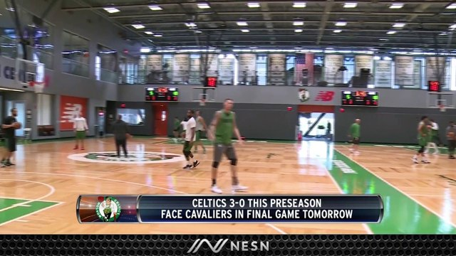 Stevens And Walker Discuss Dominant Preseason