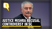 Should Justice Arun Mishra Recuse Himself From Land Acquisition Hearings?
