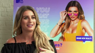 Dani Dyer Chats About Her Dad, Love & Love Island!