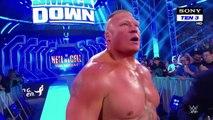 HINDI - Cain Velasquez ne WWE Champion Brock Lesnar par hamla kiya_ SmackDown, Oct. 5, 2019