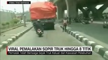 Viral Pemalakan Sopir Truk Hingga 8 Titik di Cilincing - AAS News TV
