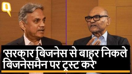 Exclusive: Public Sector की आजादी देश की तस्वीर बदल देगी: Anil Agarwal | Quint Hindi