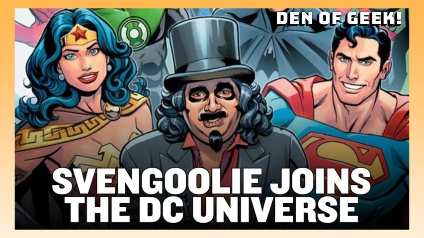 NYCC 2019 - Svengoolie Meets the DC Universe Interview