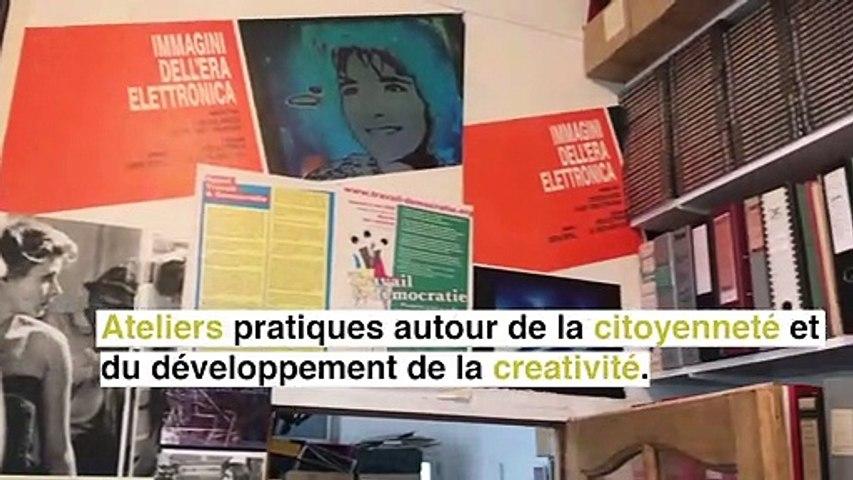 video de presentation de l Éphémère Solidaire