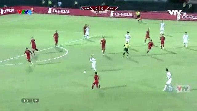 Clip Highlight: Indonesia  1 - 3 Việt Nam (15/10/2019) | Vòng loại World Cup 2022