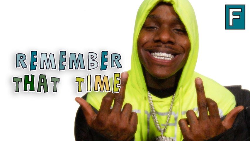 DaBaby's terrifyingly psychedelic night in: Remember That Time
