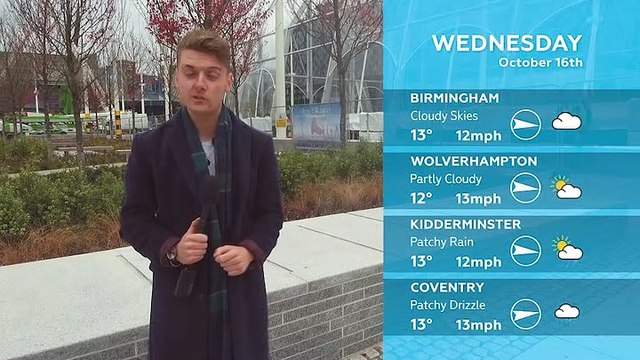 WEATHER: October 16th 2019