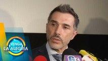 ¿Sergio Mayer se queda con regalías de José José? ¡Al fin nos lo aclara TODO! | Venga La Alegría