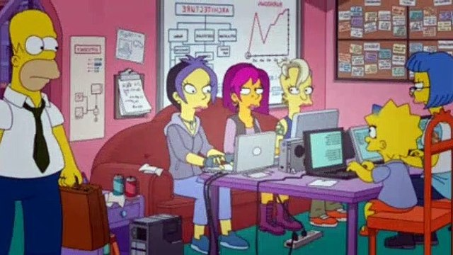 The Simpsons Season 27 Episode 10 The Girl Code