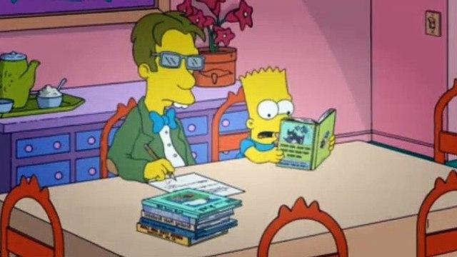 The Simpsons Season 27 Episode 9 Barthood