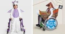 Une chaîne de magasins américaine lance des costumes d'Halloween adaptés aux enfants handicapés