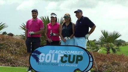 Beachcomber Golf Cup 2018 : vendredi