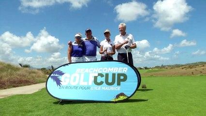 Beachcomber Golf Cup 2018 : petite finale