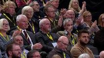 Sturgeon: Independence referendum 'must happen next year'