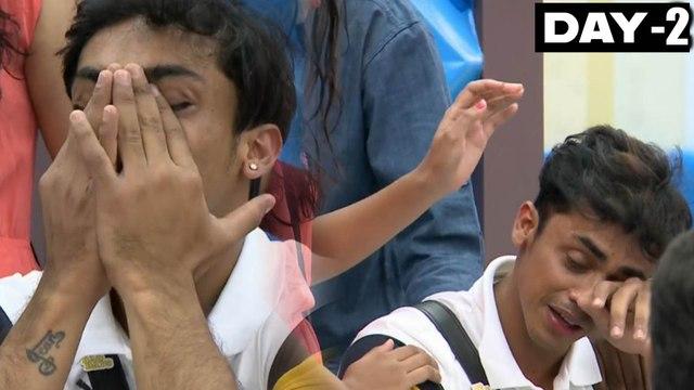 Bigg Boss Kannada 7 : Kishan was crying when he listen Jogi kannada movie song