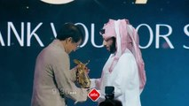 العالم في الرياض حفل توزيع جوائز صناع الترفيه