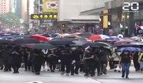 Hong Kong: Huit mois de manifestations et la mobilisation ne faiblit pas