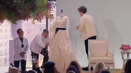 Go Behind-the-Scenes at Vogue's Forces of Fashion Conference