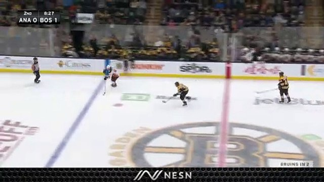 David Pastrnak Scores Four Goals Monday