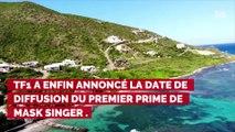 Mask Singer : on connaît la date du prime événement de TF1 avec Camille Combal