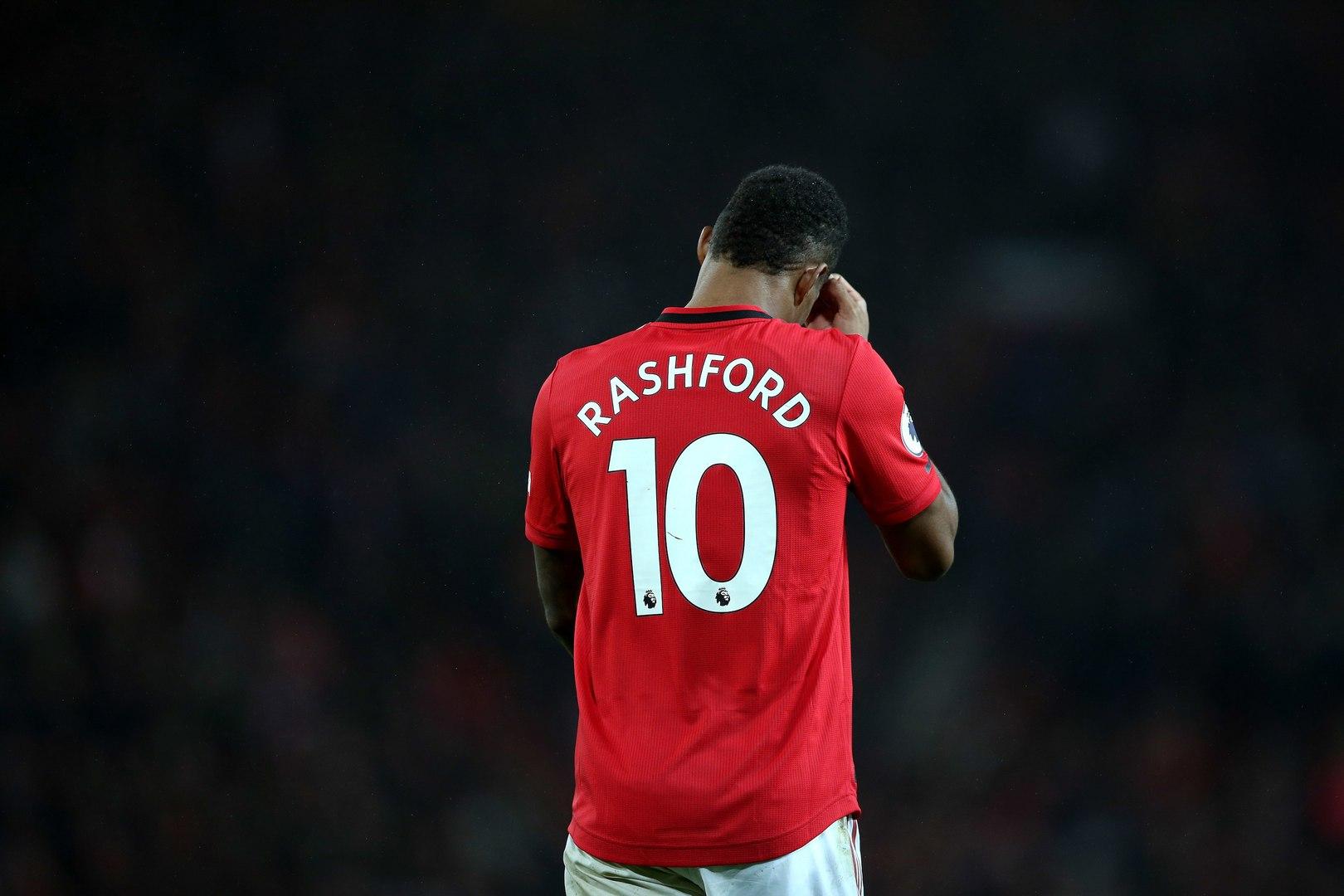 Manchester United : la saison 2019 / 2020 de Marcus Rashford en chiffres