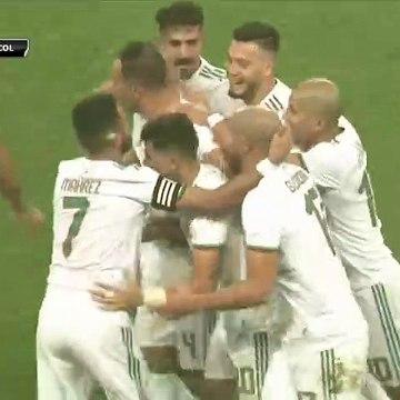 Riyad Mahrez Goal - Algeria 2-0 Colombia (Full Replay)