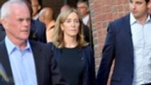 Felicity Huffman Reports to Federal Correctional Institution in Dublin to Serve Sentence | THR News
