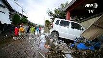 Japan rescuers still scrambling as typhoon toll nears 70
