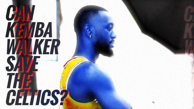 Can Kemba Walker Save the Celtics?