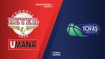 Umana Reyer Venice - Tofas Bursa Highlights | 7DAYS EuroCup, RS Round 3