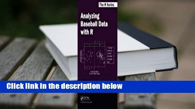 Analyzing Baseball Data with R  For Kindle