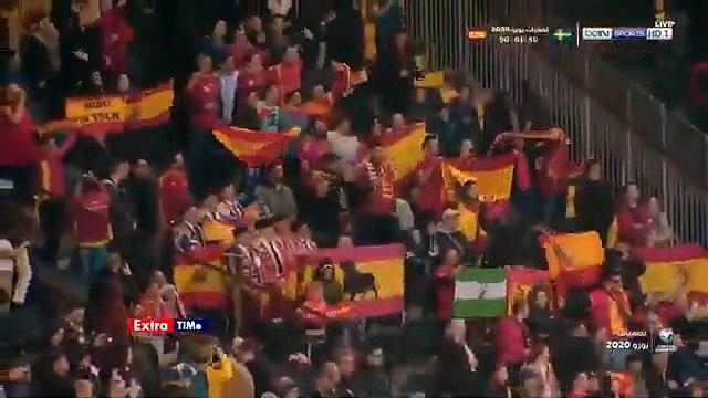 Sweden vs Spain 1 - 1 Összefoglaló Highlights Melhores Momentos 2019 HD