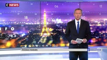 Sebastien Chenu - CNews mardi 15 octobre 2019