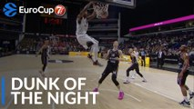 7DAYS EuroCup Dunk of the Night: William Mosley, Partizan NIS Belgrade