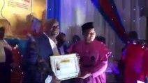 Serge Daniel s'adjuge le 1er prix de la 8ème édition prix Norbert Zongo du journalisme d´investigation