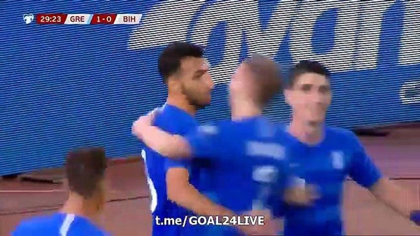 Grecia - Bosnia 2-1