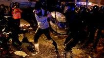 Espagne : deuxième jour de colère en Catalogne