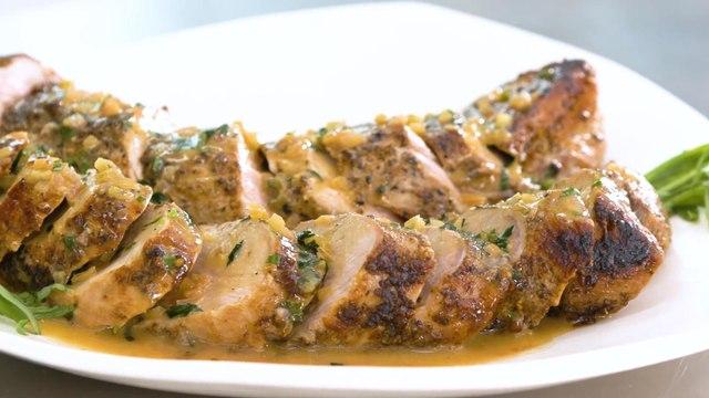 Tips From The Test Kitchen: Dijon Pan Sauce