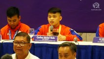 Carlos Yulo recalls trials, dealing with homesickness while training in Japan