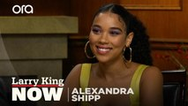 """""""Anxiety is within ourselves"""": Alexandra Shipp on how our smartphones control our lives"""