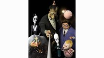 The Addams Family movie - Charles Addams
