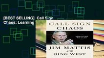 [BEST SELLING]  Call Sign Chaos: Learning to Lead