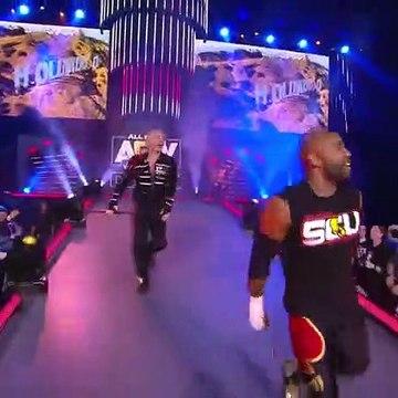 Eight Man Tag Team Match - TheHybrid2  & The Dark Order vs CIMA & SoCal Uncensored - AEW Dark