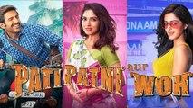 Kartik Aaryan, Ananya Panday, Bhumi Pednekar FIRST Look | Pati Patni Aur Woh